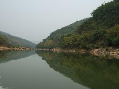 Flussansicht Nam Ou