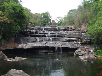 Tadxai Wasserfall