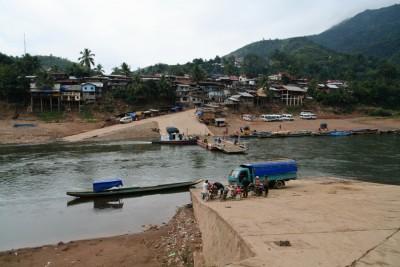 Muang-Khua-Fluss