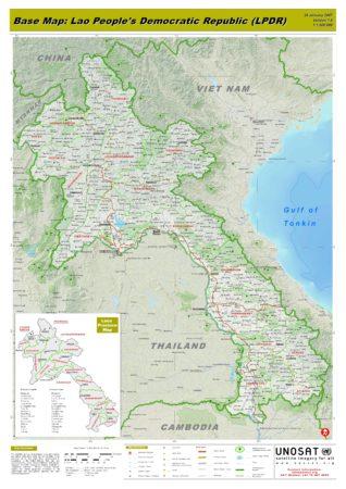 UNOSAT_Laos_Base_Map
