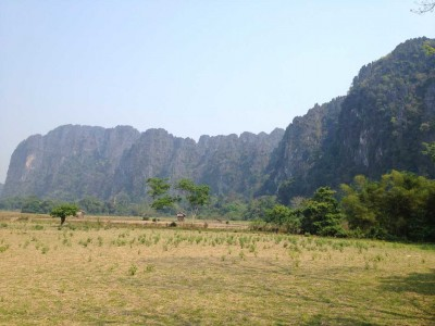 Vang-Vieng-Berge