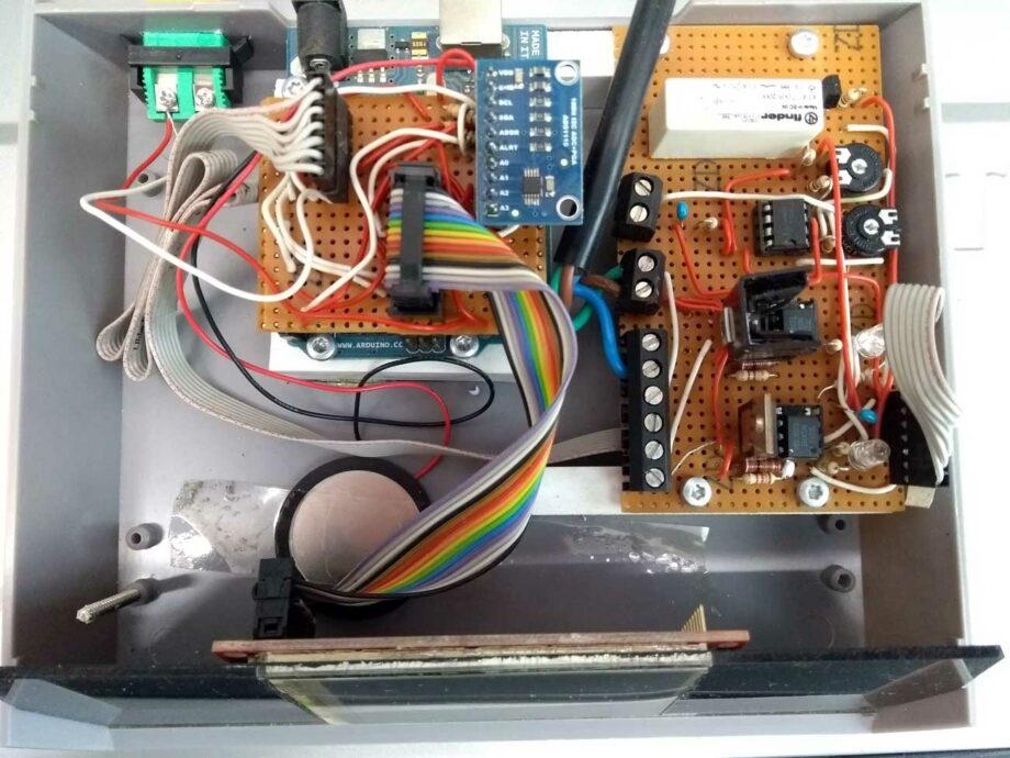 Reflow Ofen Controller Hardware