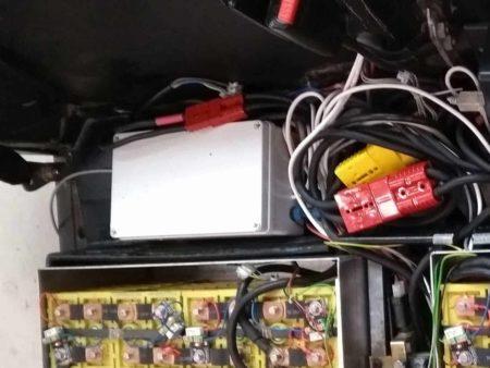 Kewet Elektronikbox nachgerüstet