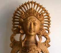 Buddha schreibt