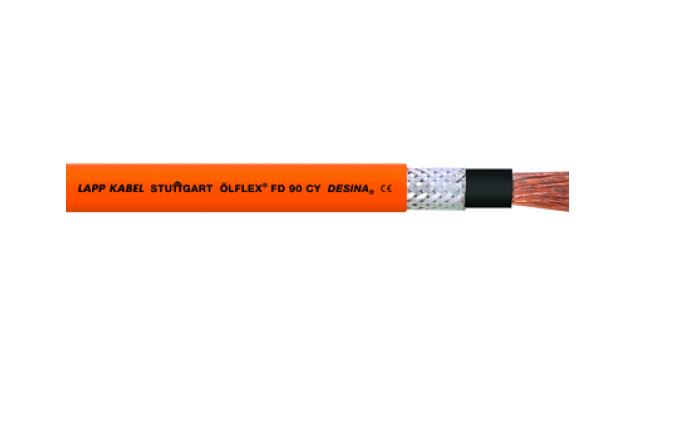 Lappkabel Ölflex FD90 CY
