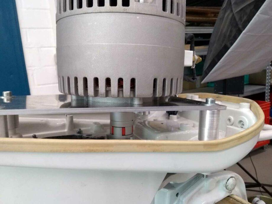 ME1114 Aussenborder Wellenkupplung